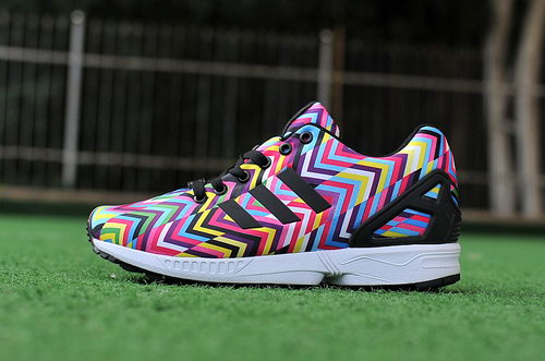 Adidas Zx Flux Mens & Womens (unisex) Color Fringes Netherlands