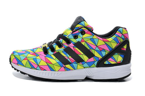 Adidas Zx Flux Mens & Womens (unisex) Color Triangle Hong Kong
