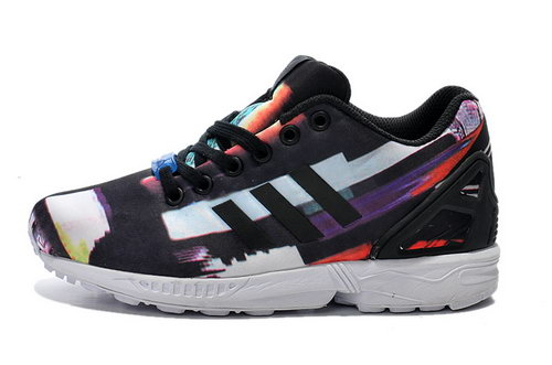 Adidas Zx Flux Mens & Womens (unisex) Color Mosaic Promo Code