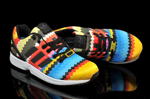 Adidas Zx Flux Mens & Womens (unisex) Colorful Color Greece