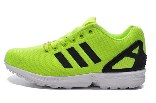 cb25e8d57f1df Adidas Zx Flux Mens   Womens (unisex) Green Black Factory Store ...