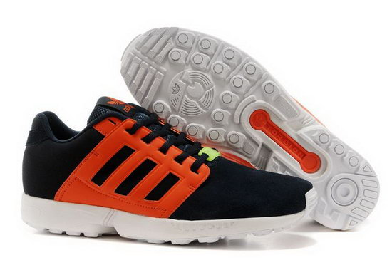 Mens Adidas Zx Flux 2.0 Black Orange Online Shop