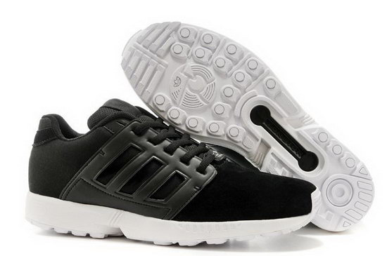 Mens Adidas Zx Flux 2.0 Black Sweden