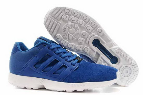 Mens Adidas Zx Flux 2.0 Blue Japan