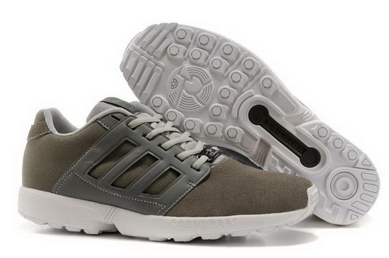 Mens Adidas Zx Flux 2.0 Grey