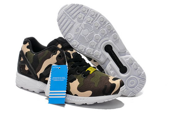 Mens Adidas Zx Flux Camouflage Factory Outlet