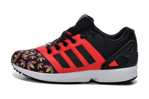 Mens Adidas Zx Flux Black Red Poland